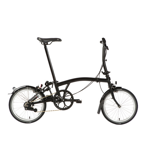 Brompton 2019 Black Edition S2L BK