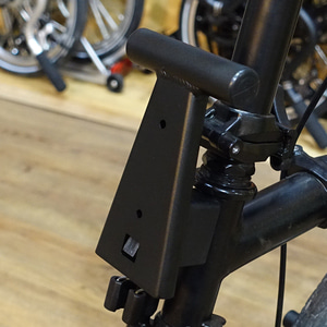 For Brompton CNC Carrier Block Adapter 2 CNC 캐리어블럭 어댑터 2