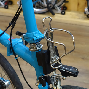 For Brompton CNC Carrier Block Adapter 브롬톤용 CNC 캐리어블럭 어댑터3
