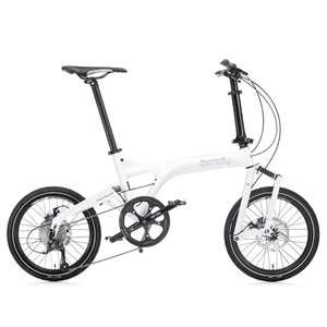 New Birdy New Birdy SPORT Sport 10spd Disc White 뉴버디 스포츠 디스크 10단 화이트