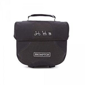 BromptonMini O Bag - Black Reflective