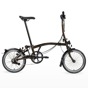 Brompton 2019Black Edition S2L RL 블랙라커