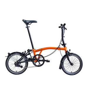 Brompton 2019Black Edition S2L OR