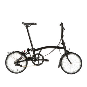 Brompton 2019Black Edition M6L BK 다이나모 선택가능